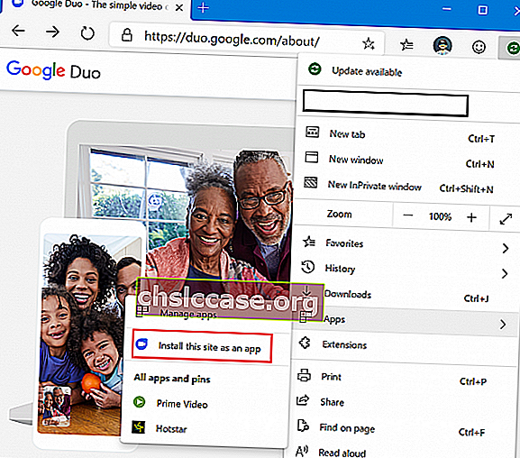 Slik installerer du Google Duo på Windows 10