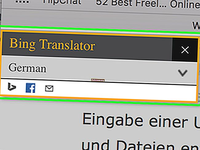 Een webpagina vertalen in Chrome, Firefox en Edge