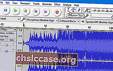 Audacity Audio Editor for Windows