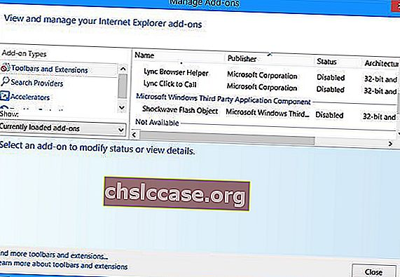 habilitar Adobe Flash Player Internet Explorer